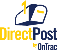 DirectPost by OnTrac logo