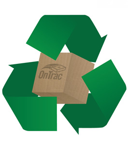 Go Green with OnTrac