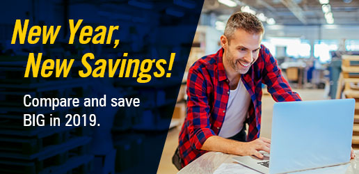 New Year, New Savings!