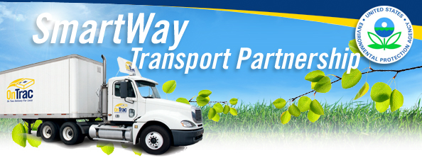 OnTrac and SmartWay Transport Partnership